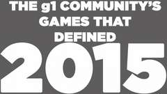 Community Project: The Games that Defined 2015