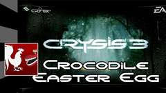 Crocodile Easter Egg