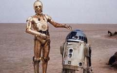 C-3PO and R2D2 Hated Each Other