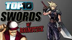 Swords with DEATH BATTLE's Boomstick