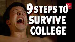 9 Steps to Survive College