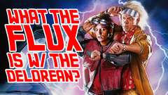 What the FLUX is w/ the DeLorean!?
