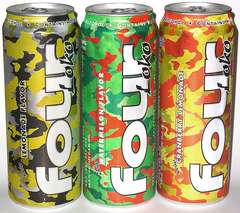 Rise and Fall of Four Loko