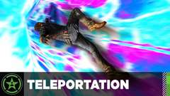 Just Cause 3 - Teleportation Easter Egg