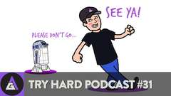 Do You Nod, Handshake or Hug? | Try Hard Podcast #31