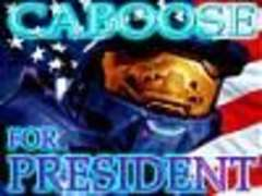 Caboose for President '12