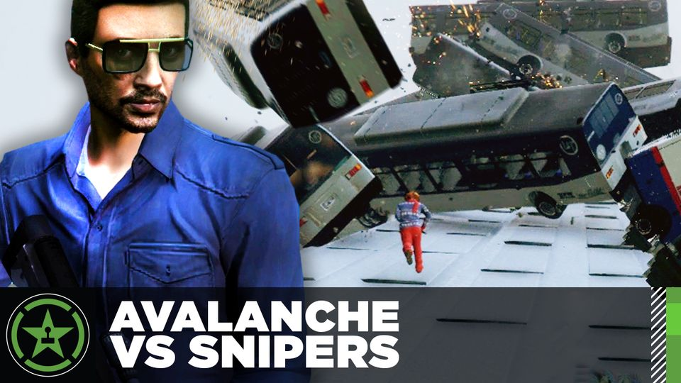 GTA V - Avalanche VS Snipers