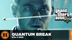 QUANTUM BREAK in GTA 5! Mod Gameplay!