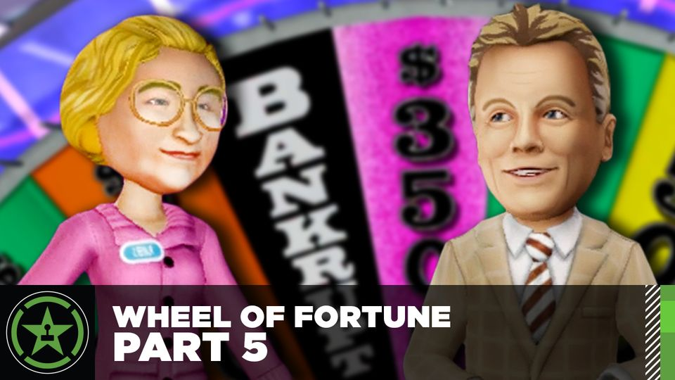 Wheel of Fortune Part 5 – All Day Free Play!