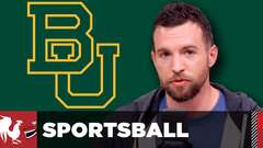 Sportsball Discusses the Baylor Scandal - #25