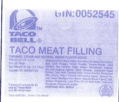 Taco Bell Beef Lawsuit
