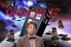 Gavin for 12th doctor