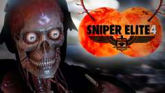 BACK TO BALLS - Sniper Elite 4 Gameplay