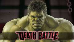 The Incredible Hulk Smashes Into DEATH BATTLE!