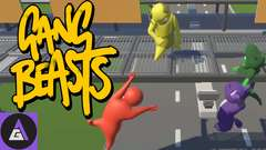 Gang Beasts: WTF DID YOU DO TO OUR GAME??