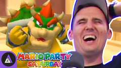 Mario Party Saturday - MASSIVE STRATEGERY - Mario Party 7