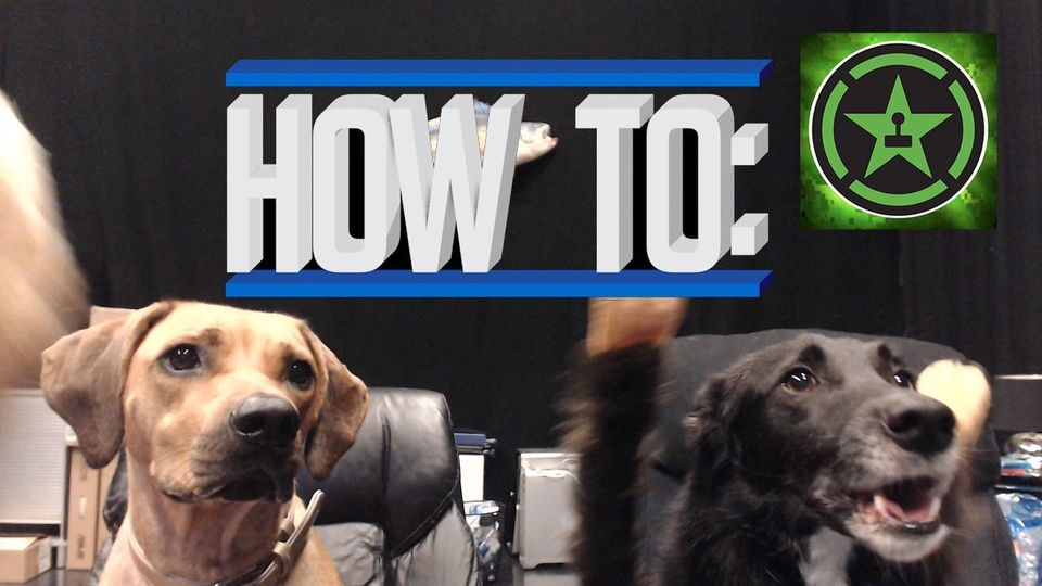 How To: Domesticated Dog Simulator