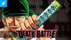 Roronoa Zoro Slashes into Death Battle!