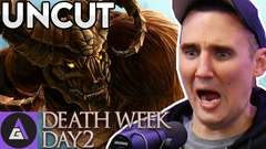 Death Week Day 2 -The Definition of INSANITY (UNCUT)