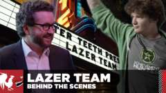 Lazer Team Behind the Scenes – Episode 6