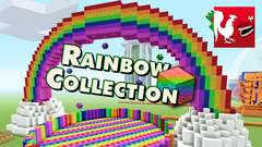 Minecraft - Rainbow Collection