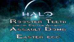 Halo: The Master Chief Collection - Rooster Teeth Assault Bomb Easter Egg