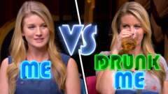 Me vs Drunk Me - Ashley Talks Politics