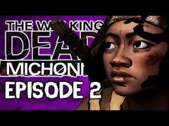 GREAT ESCAPE - The Walking Dead Michonne - Give No Shelter Part 1