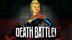 Captain Marvel Supernovas into DEATH BATTLE!