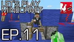 Minecraft Episode 11 - With Geoff, Gav, Michael, Ray and Jack