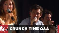 Crunch Time Cast & Crew Q&A
