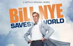 Geoff on Bill Nye Saves the World