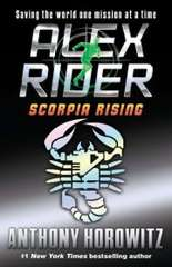 Alex Rider series by Anthony Horowitz