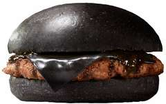 Toyko Black Burger