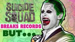 Suicide Squad BREAKING Records! But...