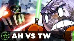 Battlefront: Heroes Vs Villains - Achievement Hunter VS The World
