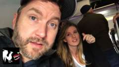 Burnie's Vlog in New Zealand