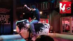 Brandon's Bull Ride & Ghost Mating Dance