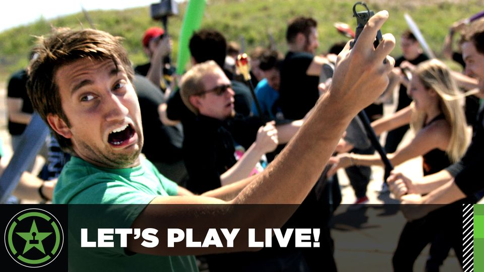 LET'S PLAY FIVE-WAY! - Let's Play Live Trailer!