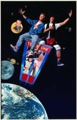 Bill & Ted's Excellent Adventure (The Movie)