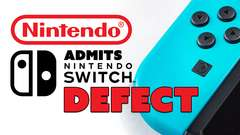 Nintendo ADMITS to Nintendo Switch Joy Con DEFECT