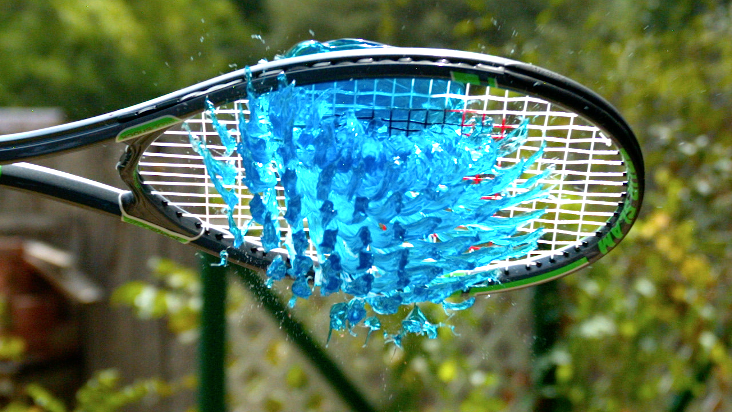 Jelly Tennis - This slow motion fire tornado is the coolest thing youll see all day