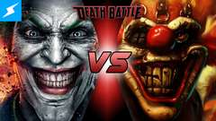 Joker VS Sweet Tooth