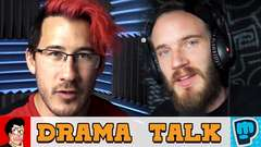 PewDiePie, Markiplier HATE YouTube Drama? - #66