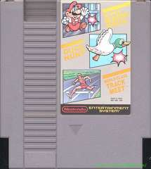 NES Triple Cartridge