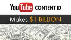YouTube Content ID Makes $1 Billion