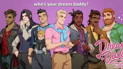 LET'S DATE SOME DADS - Dream Daddy: A Daddy Dating Simulator