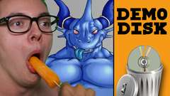 BLUE DRAGONBALL - Demo Disk Gameplay