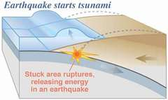 Tsunami Subduction