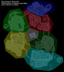 Crackdown 2 Map